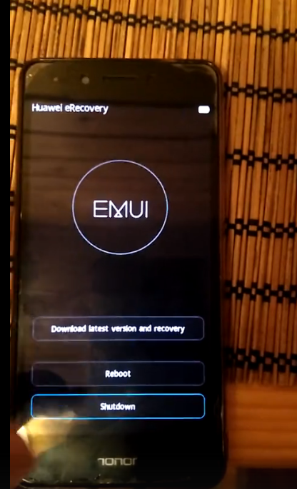 How to Enter Recovery Mode on Huawei Phones-
